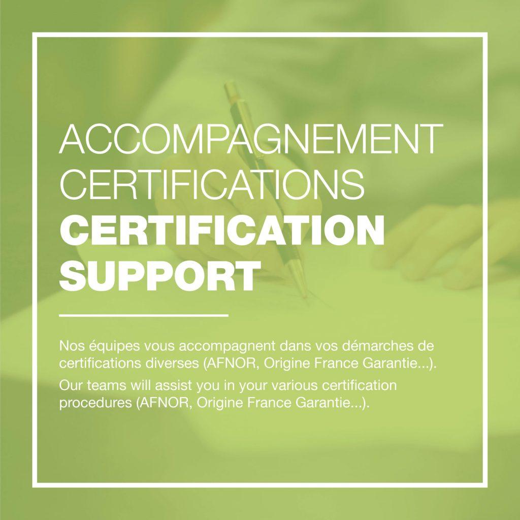 Certifications eliquides
